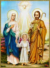 Fiestas Patronales en Honor a la Sagrada Familia